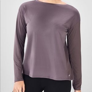 FABLETICS CASHEL CLINCHED LONG SLEEVE